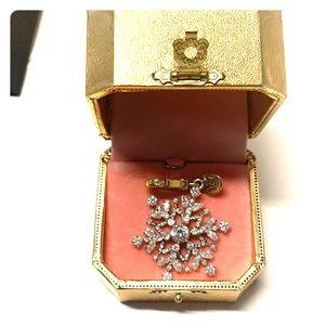 Juicy Couture limited edition necklace pendant